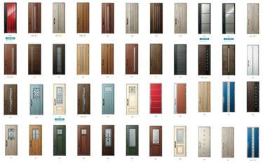コーディネーター打合せ(玄関ドア、床板、玄関タイル)~その1-2