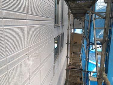 ALC(パワーボード)施工と石膏ボードの施工